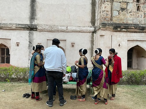 City Moment - Dance in the Park, Lodhi Gardens | by Mayank Austen Soofi