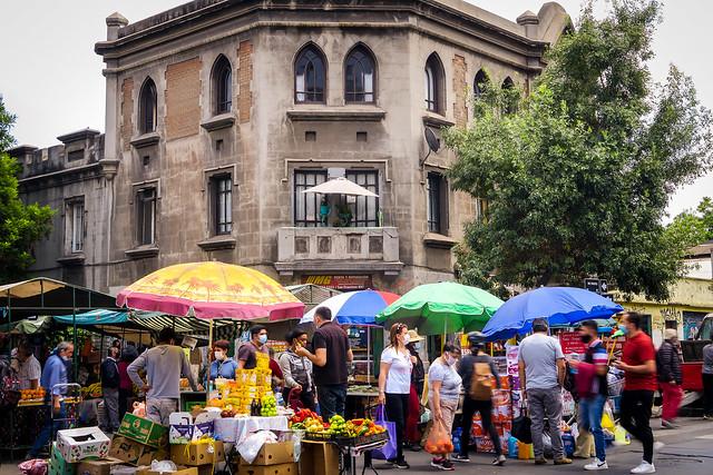 Barrio San Diego | Santiago de Chile
