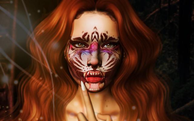 Tiger Face Vendor