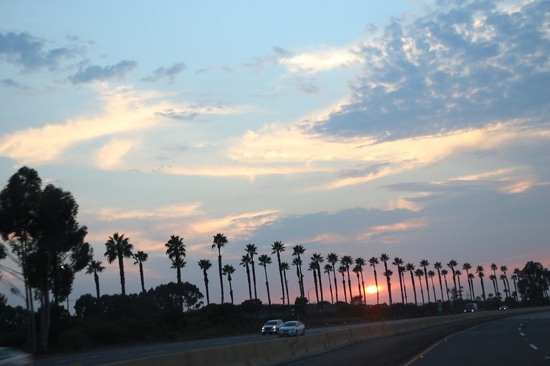 We made it back to a beautiful sunset in San Diego, and a well-deserved rest after our excellent, 70 mile, 11-day trek
