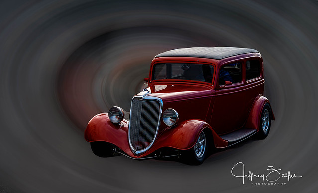 34' Ford Hot Rod-