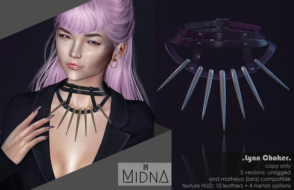 Midna – Lynn Choker