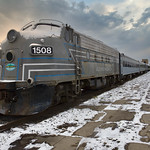 Adirondack Railroad 1508