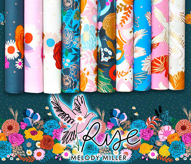 Ruby Star Society Rise Collection by Melody Miller