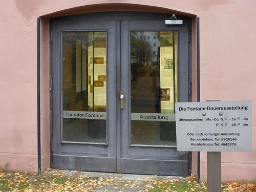 Fontane-Ausstellung