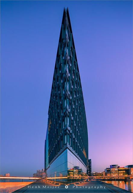 Aller Media Building - Copenhagen - Denmark