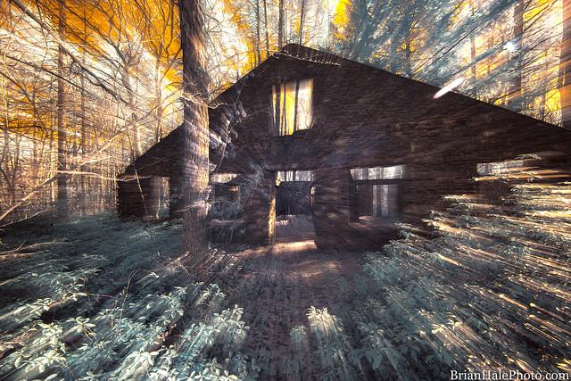 Abandoned house zoom