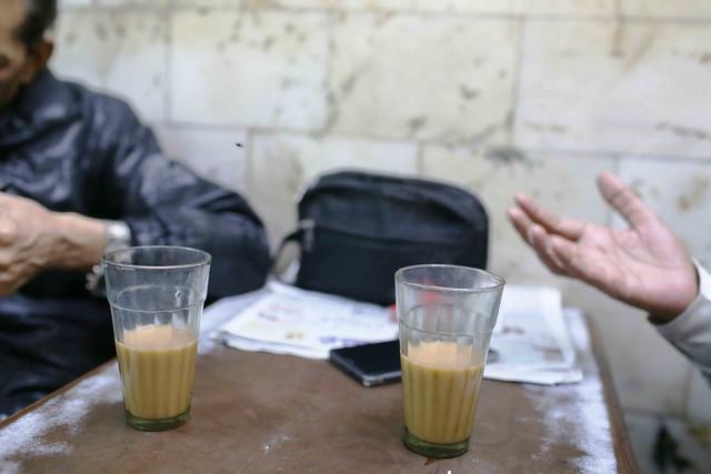 City Hangout - Modern Tea Stall, Haveli Azam Khan Street
