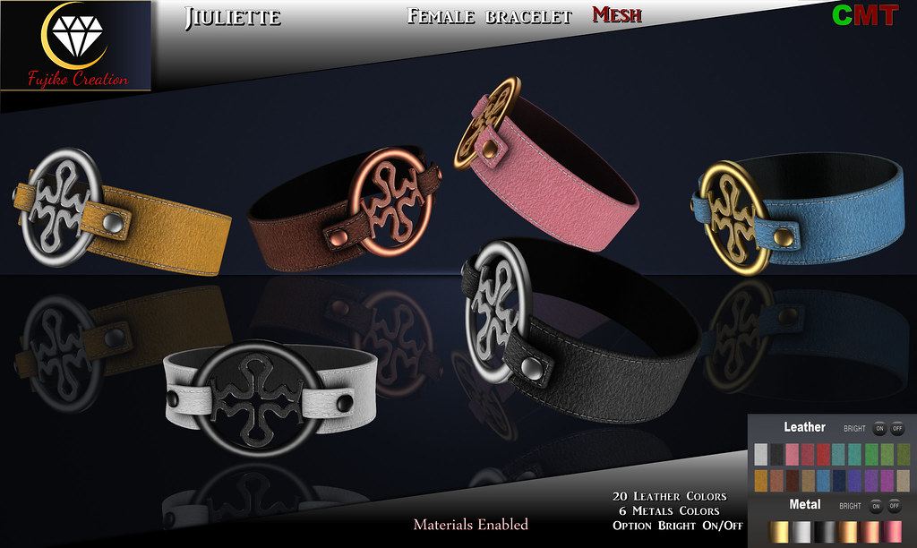 Juliette - Bracelet with HUD