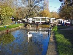 Paper Mill Lock, Little Baddow, Essex
