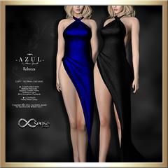 (AD) -AZUL- Rebecca [Sense]