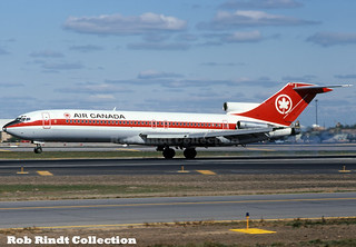Air Canada B727-233/Advanced C-GAAJ | by planepixbyrob