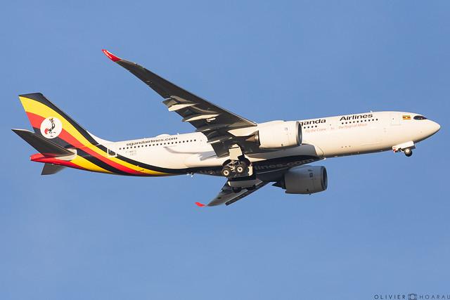 A330-841 Uganda Airlines F-WWYS - 5X-NIL msn1977