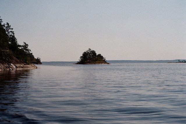 Lahdenpohja, Ladoga lake