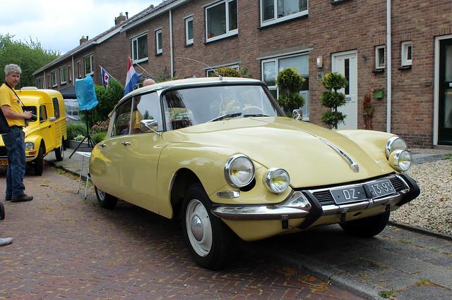 1964 Citroën ID 19