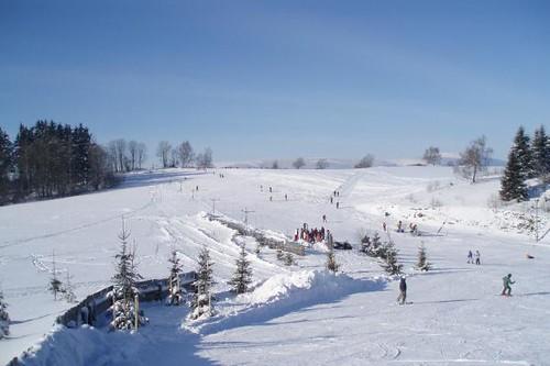 Lyžujte s 30% slevou ve Ski areálu BRANNÁ