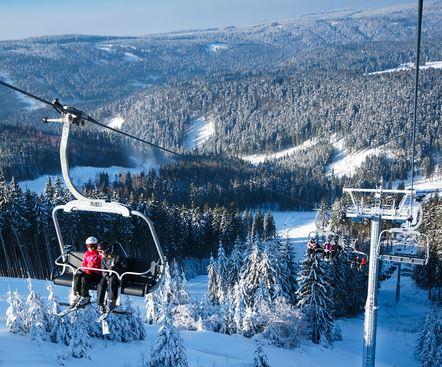 Lyžujte v lyžařském areálu PLEŠIVEC s 30% slevou v zimní sezóně 2020/21