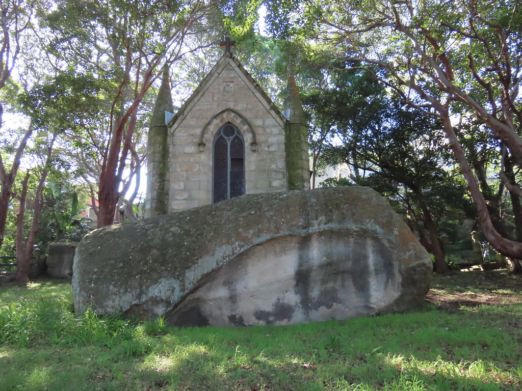 Wentworth Mausoleum