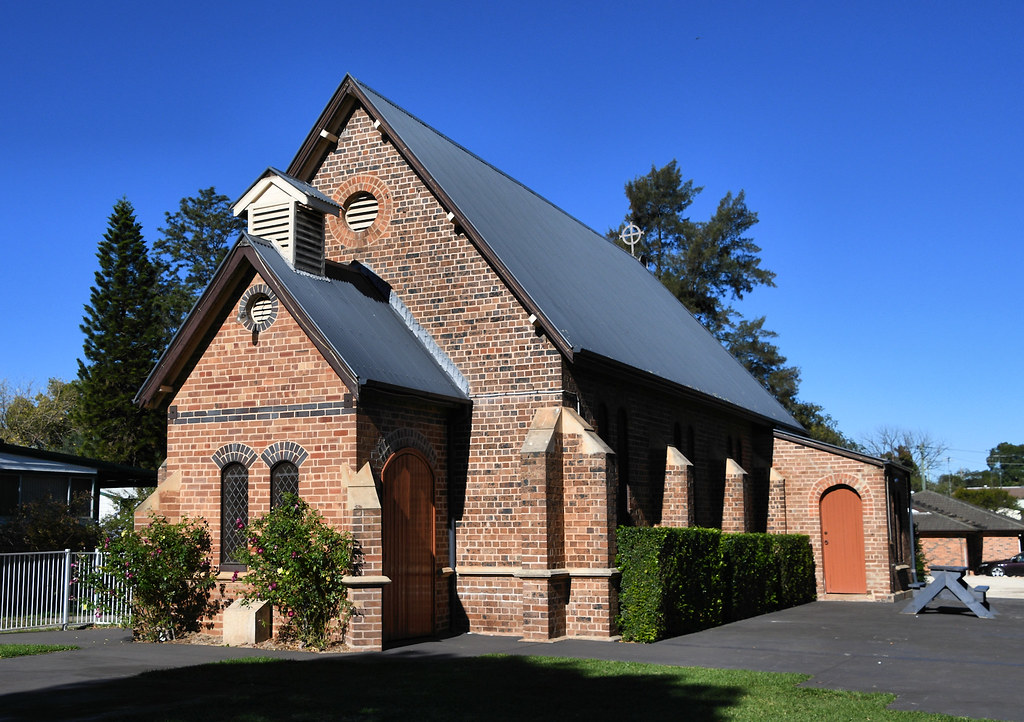 Life Anglican Church, Riverstone, Sydney, NSW.