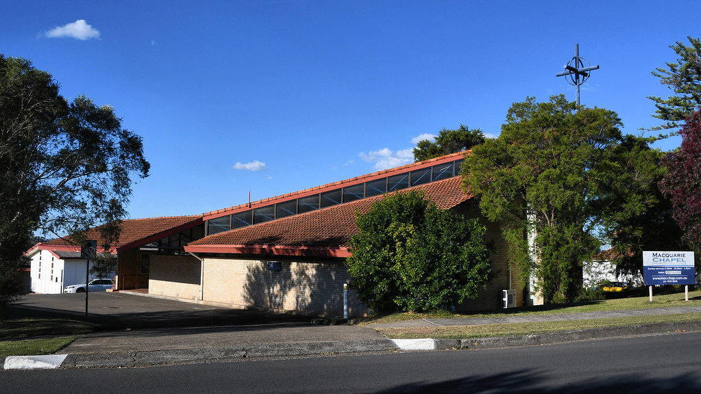 Maquarie Chapel, North Ryde, Sydney, NSW.