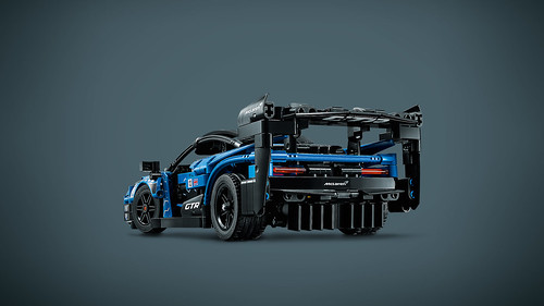 42124 LEGO Technic McLaren | by BricksFanz.com