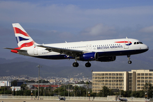 G-EUYH. A-320. British Airways. PMI. | by delacruzpedro37