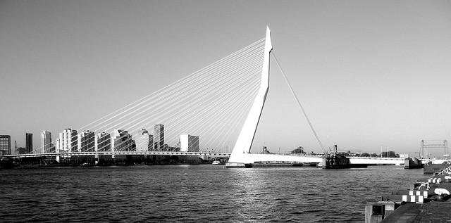 Rotterdam, Erasmusbridge