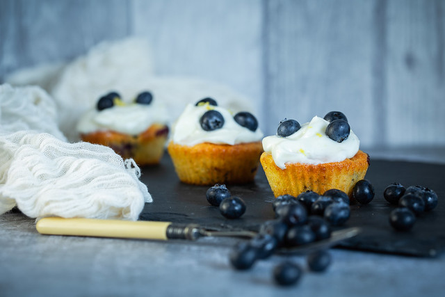 It's cupcake o'clock...