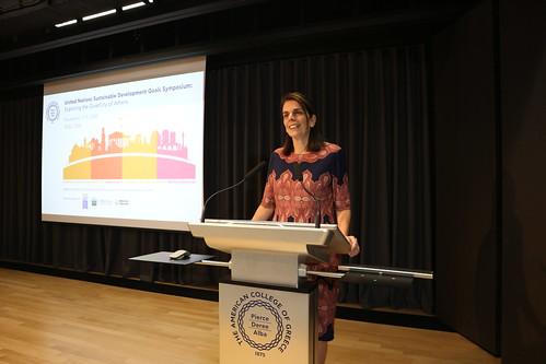 SDG Symposium