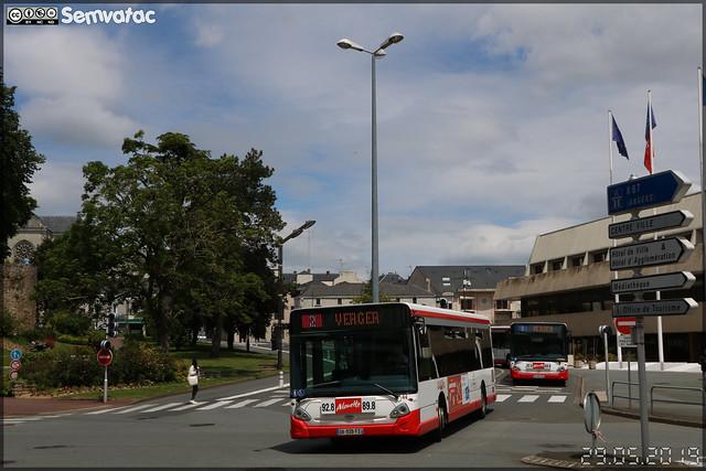 Heuliez Bus GX 337 – TPC (Transports Publics du Choletais) / CholetBus n°44