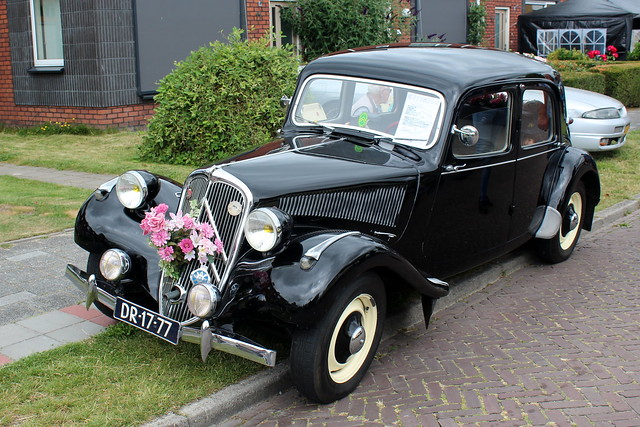1953 Citroën Traction Avant 11 BL