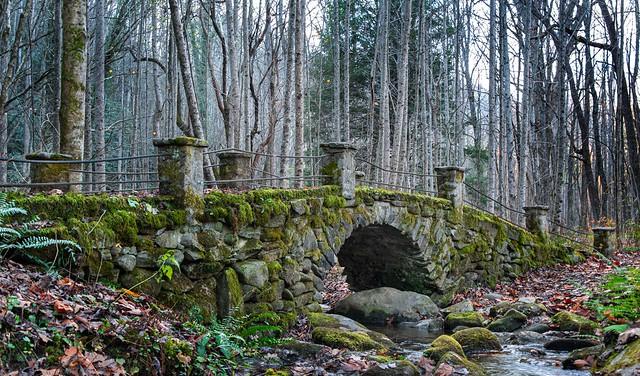 Elkmont Troll Bridge