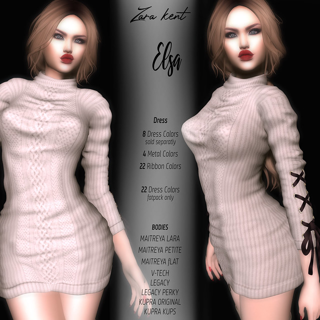 ZK ELSA EXCLUSIVE @ SHINY SHABBY