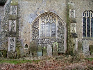 entrance from a lost chapel