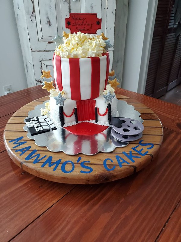 Cake by Mawmo's Cakes