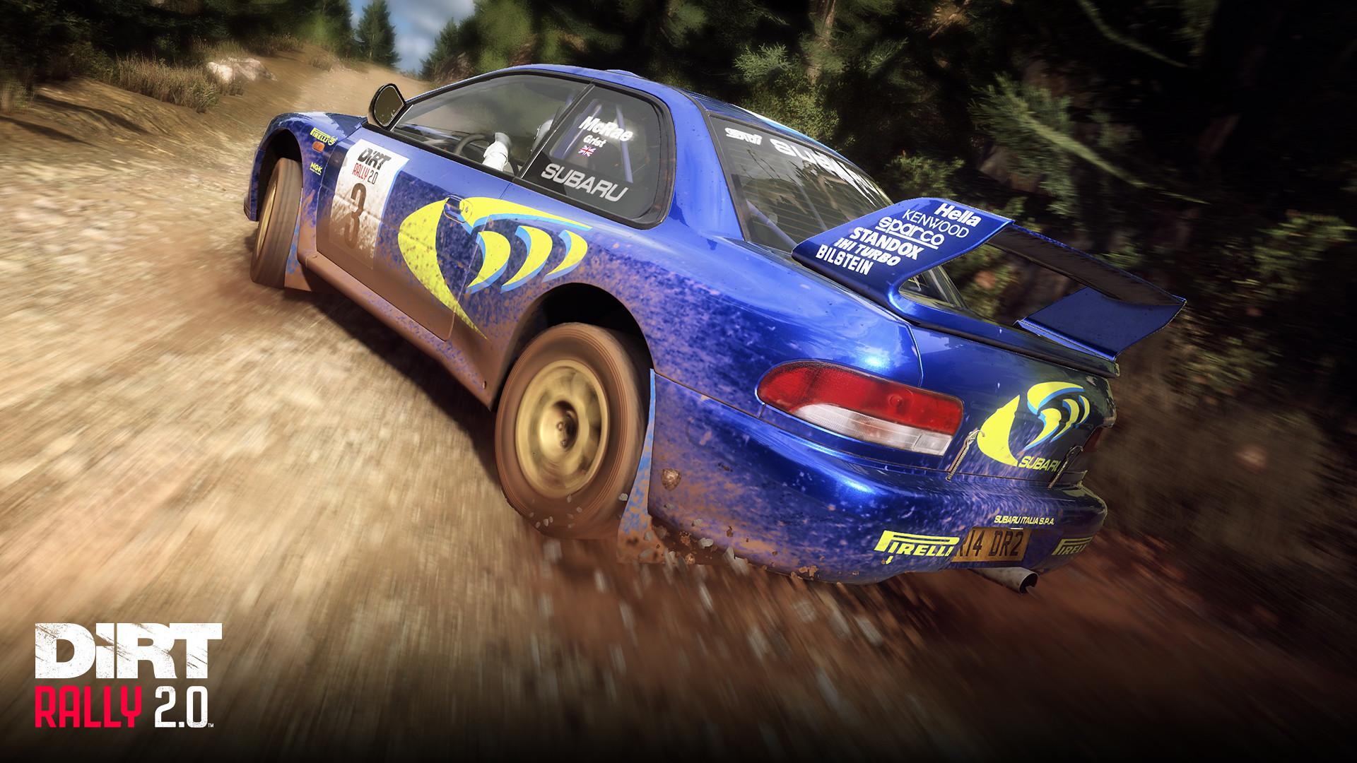 DiRT Rally 2.0 - Colin McRae 2