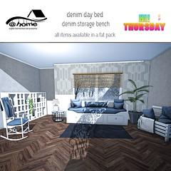 @home - Hi Thursday - Denim room