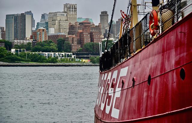 La barca rossa