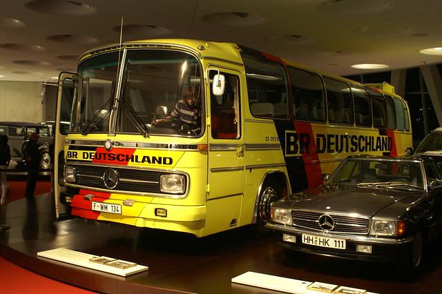 Mercedes-Benz Museum Stuttgart 20-03-2010