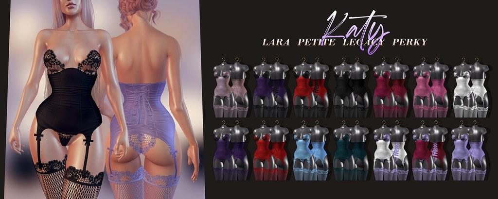MAAI Katy lingerie + GIVEAWAY