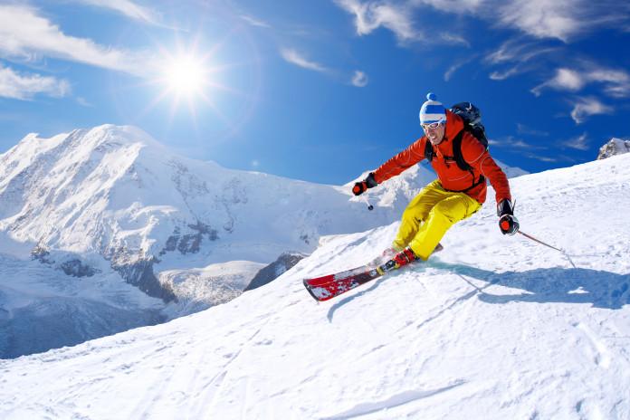 Regenerace po lyžování – co by doporučil fyzioterapeut