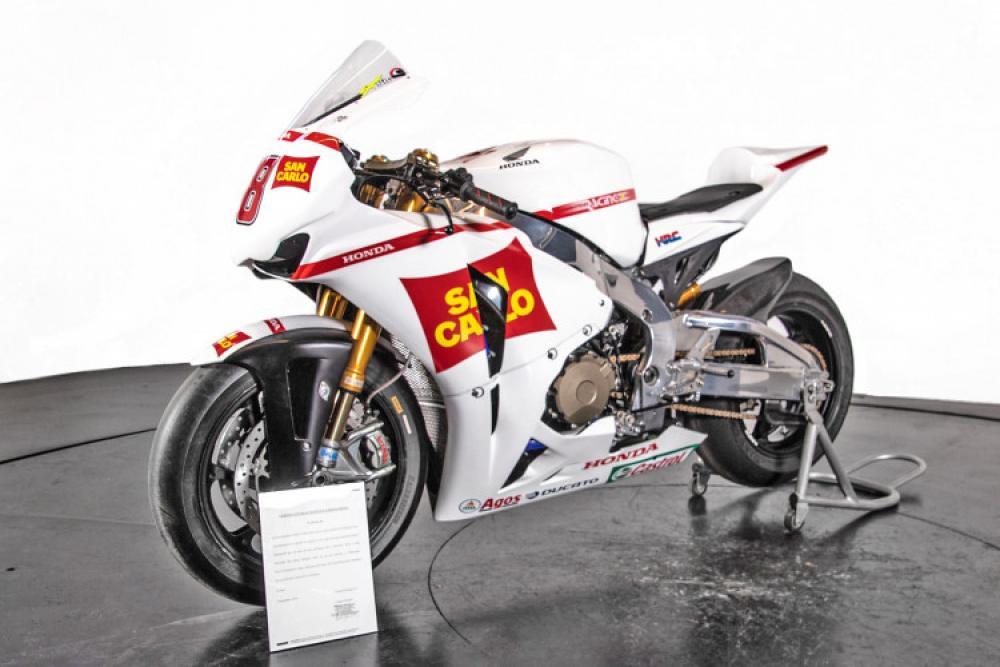 Honda CBR1000RR Marco Simoncelli LV