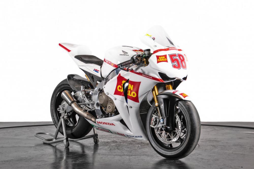 Honda CBR1000RR Marco Simoncelli RV