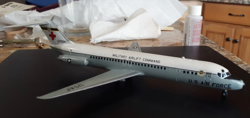 1/144 C9A model