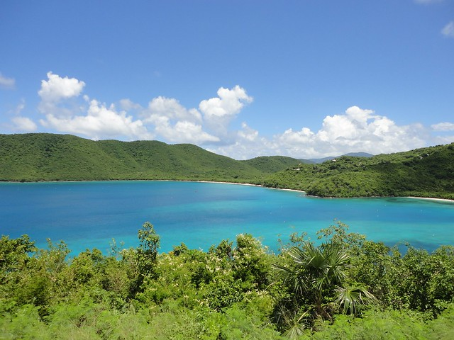 Virgin Islands National Park - Maho Bay and Little Maho Bay