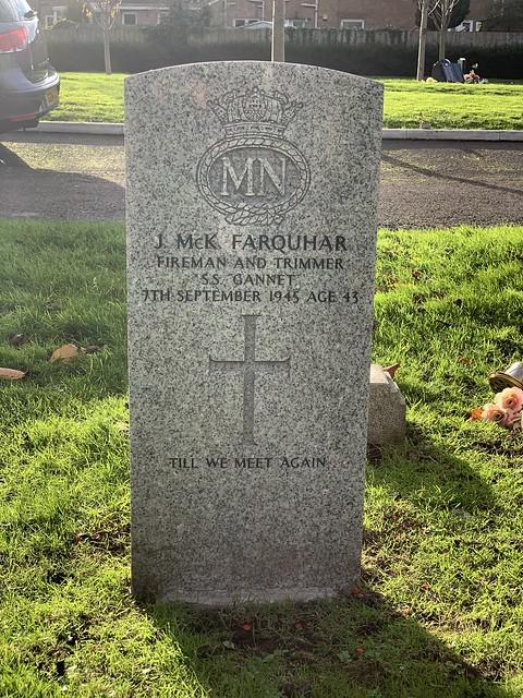 Edinburgh Seafield Cemetery