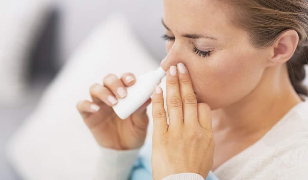 Un spray nasal anti-COVID-19