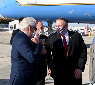 Secretary Pompeo's Visit to Israel Nov. 18-20, 2020