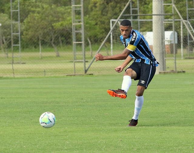 Brasileiro de Aspirantes - Grêmio x RB Bragantino