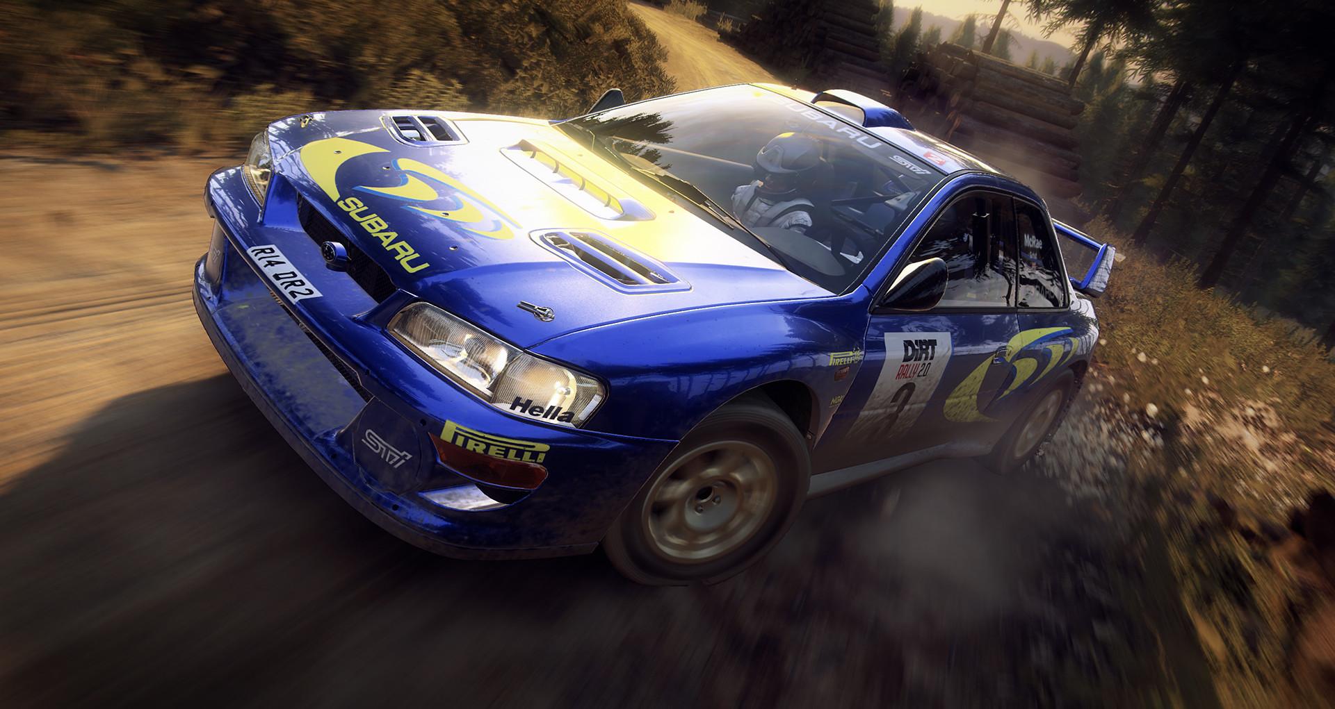 DiRT Rally 2.0 - Colin McRae 1